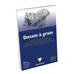 Bloc dessin grain fin 20F 224g