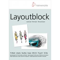Bloc Papier Layout 75g 75F