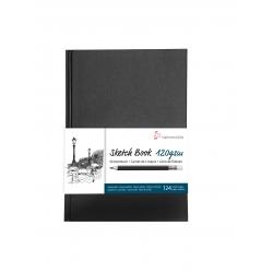 Livre Croquis 120g Noir 64F