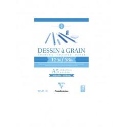 Bloc Dessin à Grain 40F 125g