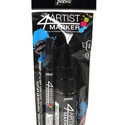 4Artist Marker Set Duo 2+8...