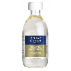 Siccatif blanc Lefranc...