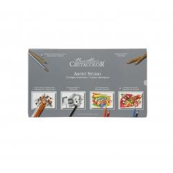 Boîte métal Esquisse Artist...