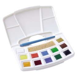 Aquarelle pocketbox 12 godets