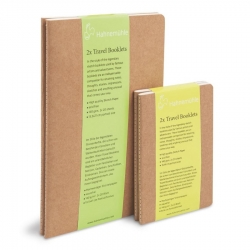 Travel booklets 20F 140g